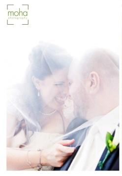 Diane Bedia wedding photo