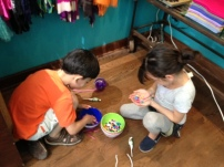 Mother's Day Kids Crafting
